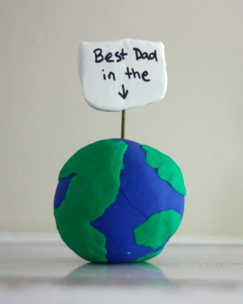 Who knows the Best Dad in the World? Father's Day Crafts for Kids: Preschool, Elementary and More on Frugal Coupon Living.