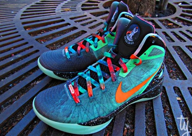 Blake Griffin Galaxy: Shoes, Hyperdunk 2011, Fashion, Nike Zoom, Zoom Hyperdunk, Sneakers, Blake Griffins, Galaxies Hyperdunk, All Stars