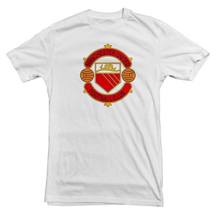 Manchester United Retro 004 Soccer Shirt | Clothing, Shoes & Accessories, Men's Clothing, T-Shirts | eBay!