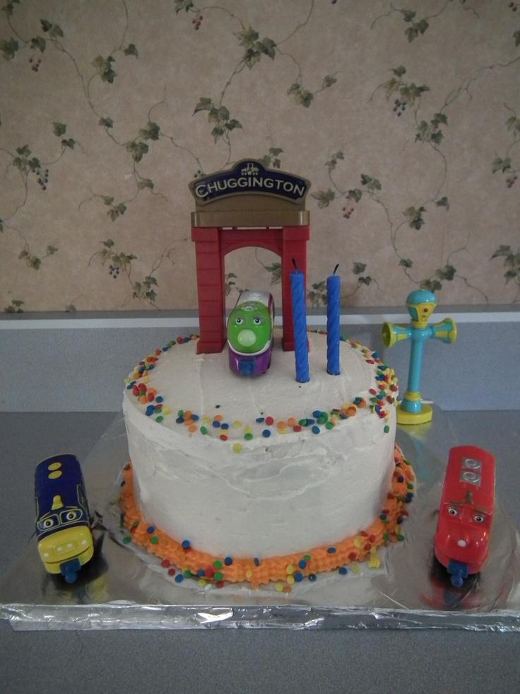 83 best Chuggington Party Ideas images on Pinterest Birthdays