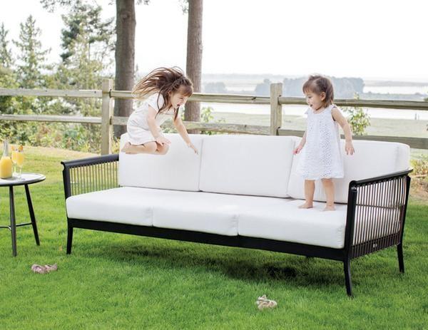 Copacabana Modern Patio Furniture Collection Denver Creative