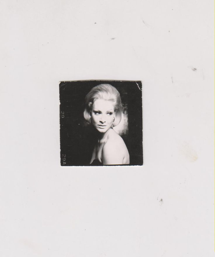 Gail Anderson_Gregg - my modelling teacher at School - She had been a Norman Hartnell model