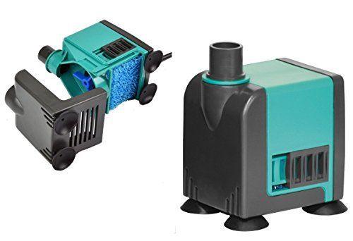 Newa Pompe immergée Micro-Jet MC 320 Micro pompe de recirculation des dimensions réduites pour aquarium tartarughiere acquaterrario ou…