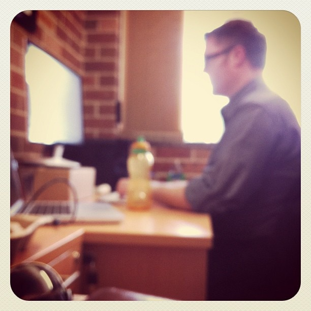 "@derekclapham's photo: ""@lomovision (KT) working on secret @photomerchant biznuss"""