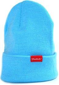 beanie blue, varsity Shop now // www.flatkicks.com