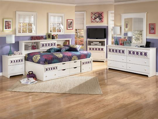 Ashley Furniture Teen Bedroom Sets With Desks Bedroom Set Ashley Signature Zayley