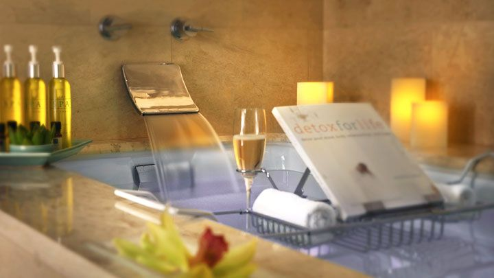 Luxury Spas in Chicago | Trump Hotel Chicago – Spa Rooms | Chicago Spa Rooms - THIS WOULD BE THE IDEAL VACATION!!!