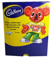 Cadbury Caramello Koala, by Cadbury,  and more Confectionery at The Professors Online Lolly Shop. (Image Number :7629)