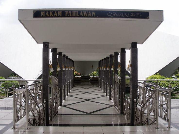 #LC || Makam Pahlawan Malaysia, Memperingati hari mati ku kelak..