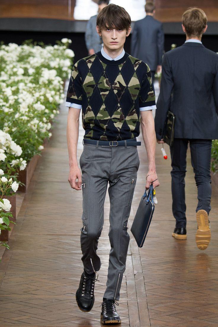 Défilé Christian Dior homme Printemps-été 2016