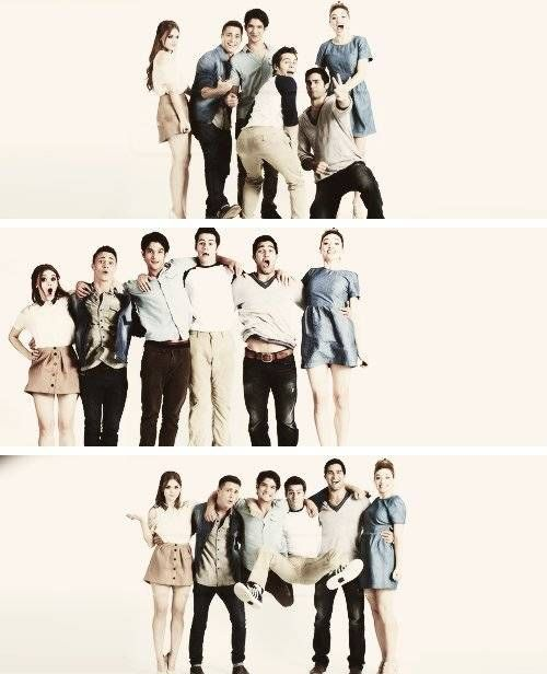 Teen wolf cast! #teenwolf