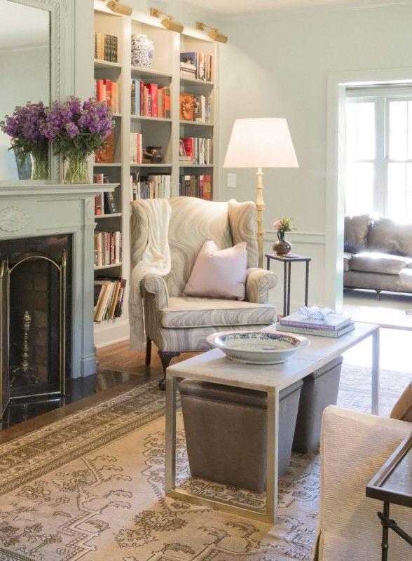 Before U0026 After: A Living Room Reborn