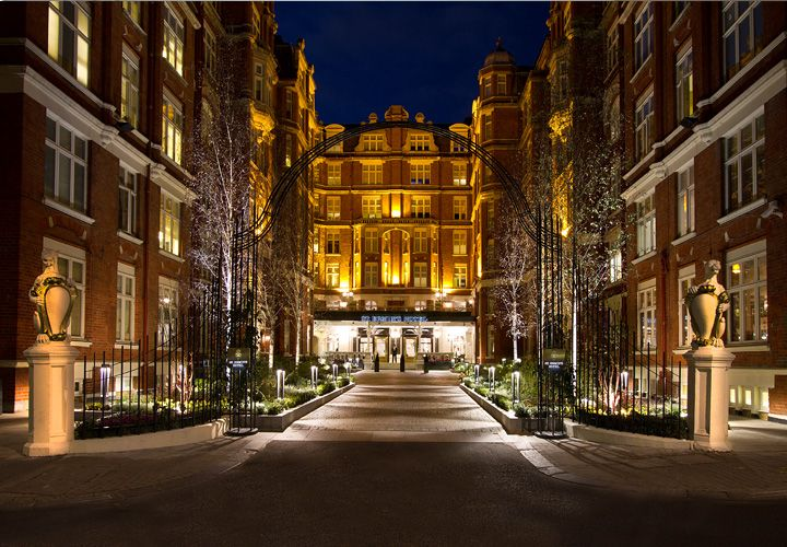 St Ermins Hotel #London across from New Scotland Yard - stayed there when I was in #Army #Europe