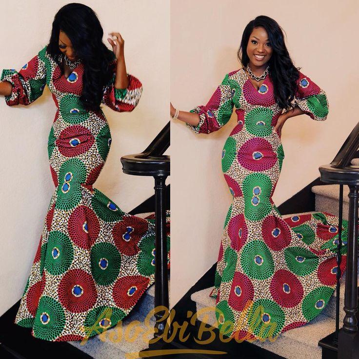 25 Inspirations Showcasing Hot Home Office Trends: Best 25+ Ankara Dress Styles Ideas On Pinterest