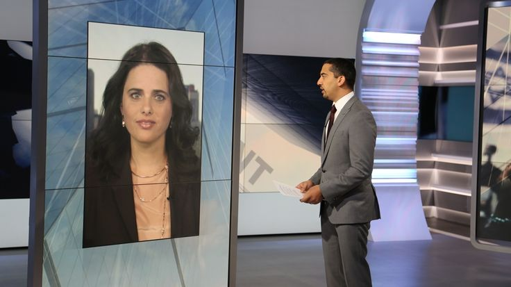 Mehdi Hasan challenged controversial Israeli Justice Minister Ayelet Shaked on her view of Palestinians.