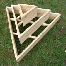 Image result for pyramid garden