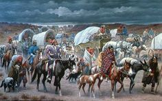In the Cherokee Trail of Tears (1838-1839) the American military forced all the Cherokee Indians of Georgia, Alabama, Tennessee and North Carolina out of their homes at gunpoint and forced them to …