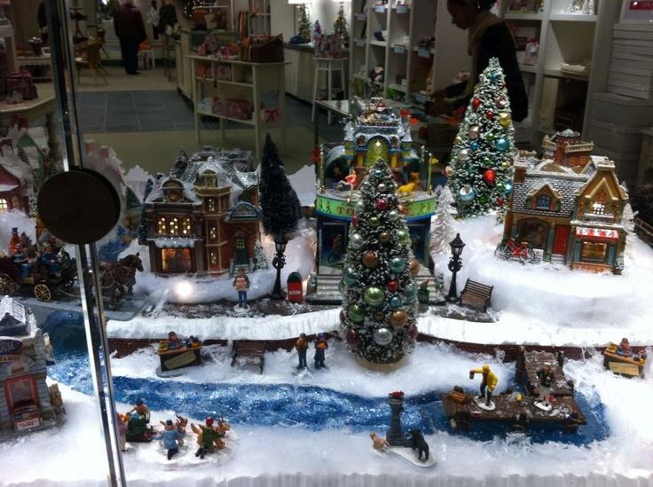 Christmas Village Store