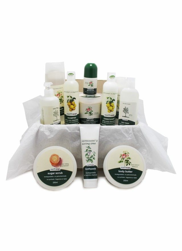 Chemical Free Womens Personal Care Package  From: R500,40