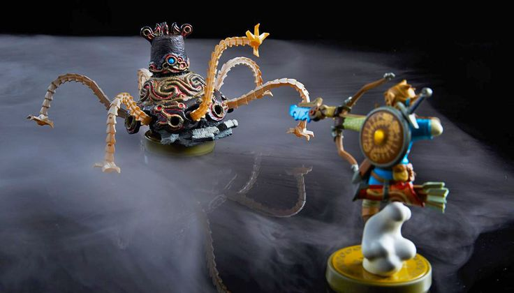 The new Zelda game will give us the first 'flexible' Amiibo - https://www.aivanet.com/2016/06/