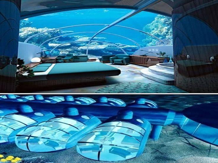 Pin By Nail Art On Luxury Poseidon Undersea Resort