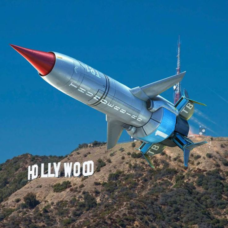 First Thunderbirds picture promises new series will be awesome