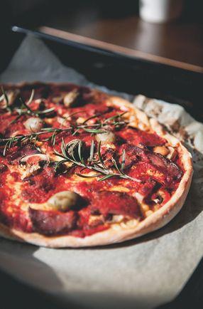The Woodward Pizza Recipes — Dishmaps