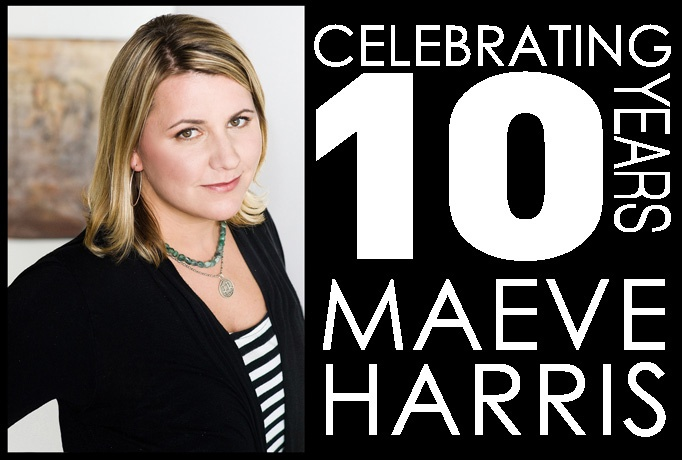 Grand Image, Seattle-based international fine art publisher, is celebrating the 10 year anniversary of exclusive representation of renowned artist Maeve Harris: Artist Maeve, Fine Art, Exclusive Representation, 10 Years, Seattle Based International, 10 Year Anniversary