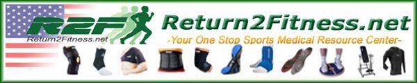 Sports Medical, Braces, Insoles and Rehabilitation Equipment