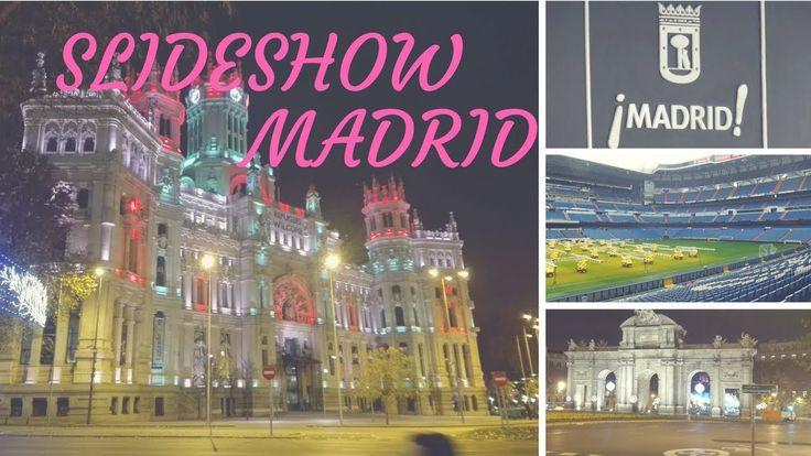 Slideshow di Madrid con le foto migliori. Vi porteremo alla scoperta di Madrid, capitale della Spagna.  - Madrid, famosa per le sue piazze come la Puerta del Sol, dove ogni anno si festeggia il capodanno, la Plaza Mayor con le sue torri e la Plaza de San Miguel con il suo famoso mercato. - Madrid ricordata per il triangolo dell'arte con il Museo Del Prado, il Thyssen-Bornemiza e il Reina Sofia - Madrid famosa per la sua squadra di calcio, il Real Madrid  - Madrid con la Porta di Alcalà.