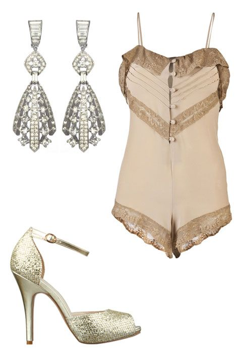 Golden Age Glamour: Vintage Lingerie, Elkin Rompers, Silk Rompers, Eyre Rompers, Burlyq, Armors, Lingerieswim Wear, 2012 Lingerie, Lace Rompers