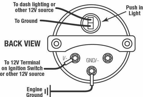 automotive voltmeter wiring diagram car voltmeter wiring diagram 98 best wairing horness all types images on pinterest ...