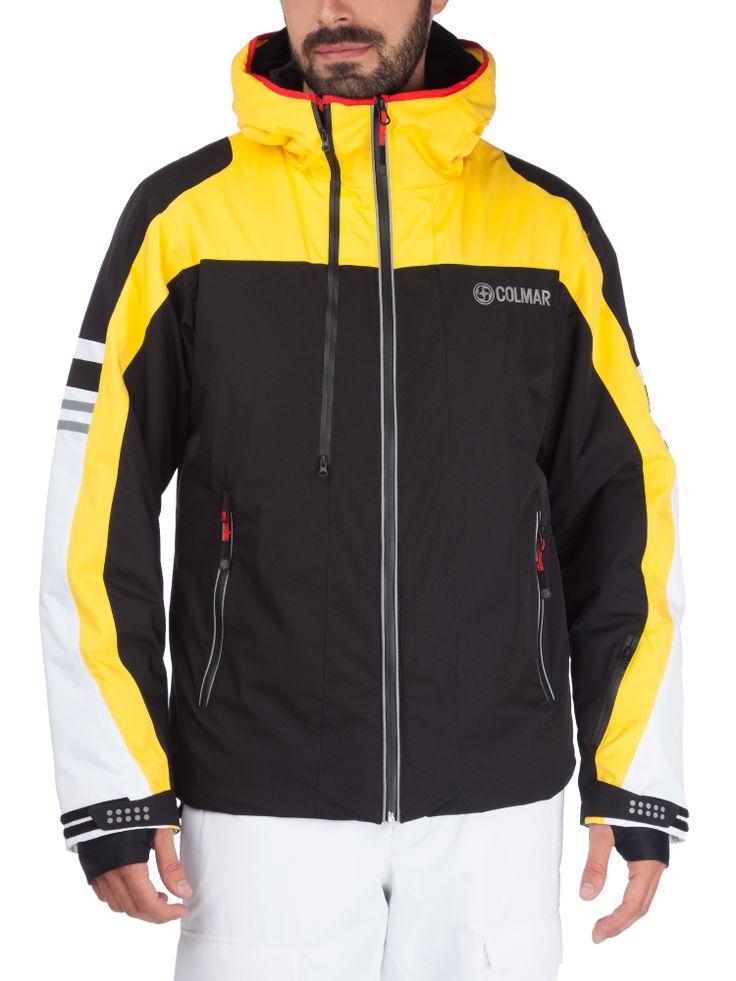 RACING TEAM - Mens ski jacket 1111 - Colmar