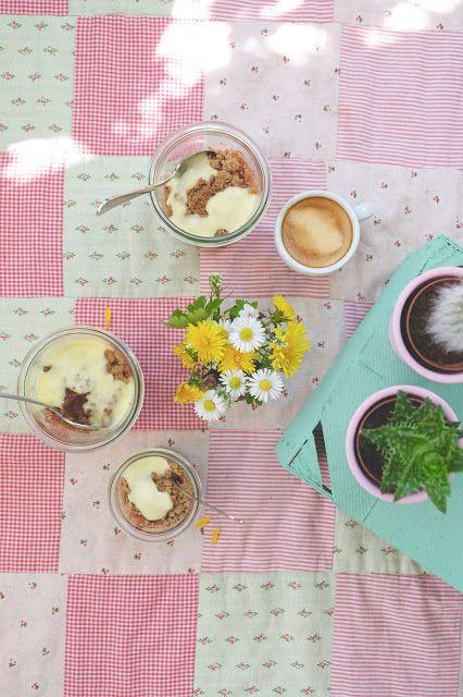 Hej Hanse: Urban Jungle Bloggers: Picknick mit Pflanzen