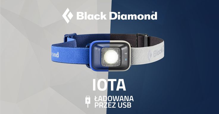 BLACK DIAMOND Czołówka IOTA