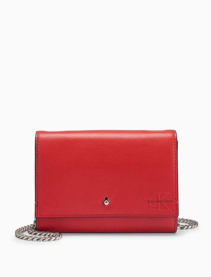 b31934adac06 Calvin Klein leather medium accordian crossbody bag Medium Crossbody Bags,  Womens Clearance, Continental Wallet