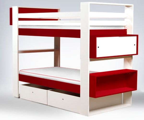 107 Best Images About Beds Bunk Beds On Pinterest