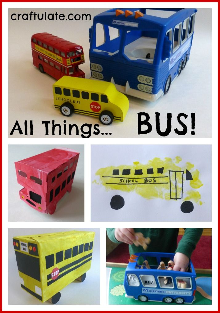 All Things Bus - Craftulate