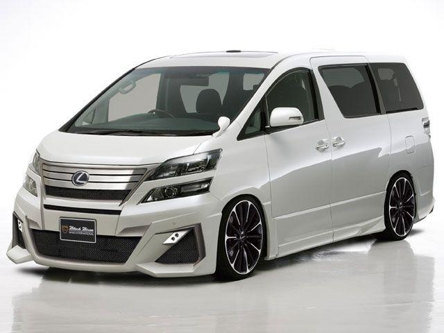 Modifikasi Toyota Alphard