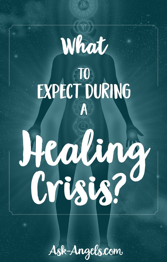 What to Expect During a Healing Crisis?