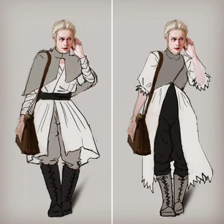 Jedi fan character designs  #design #costume design #jedi #star wars