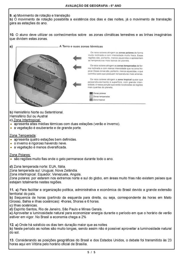 ATIVIDADES GEOGRAFIA 6° ANO EXERCÍCIOS PROVAS AVALIAÇÕES (IMAGENS) IMPRIMIR I   PORTAL ESCOLA
