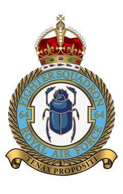 Royal Air Force - 64 Squadron