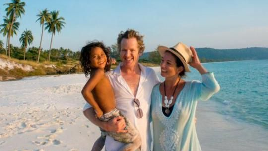 The story of a woman who moved to Cambodia, bought an island, and transformed her life — and the lives of others.