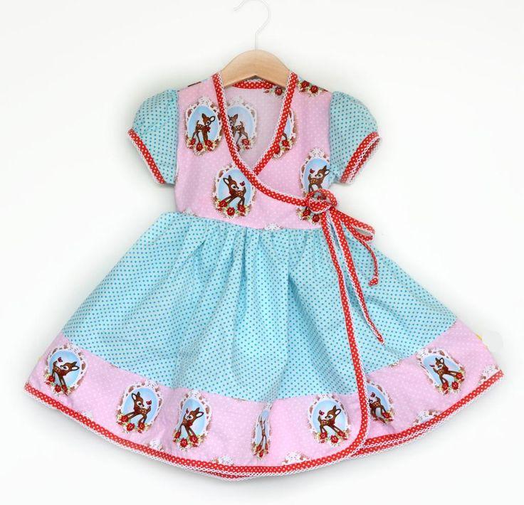 (9) Name: 'Sewing : Bubblegum Swing Dress Add-On