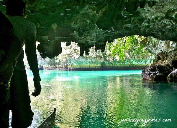 sohoton caves, siargao, Philippines