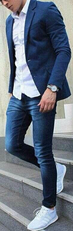 Fashion inspiration for men.