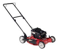 How to Replace the Cable Throttle on a Murray Mower. Some Murray mower models have a throttle cable attached to the handle of the mower. The throttle cable controls the power of the machine. As you adjust the cable handle, the engine speed will increase or decrease according to which way you press or pull the handle. If the cable is loose or...