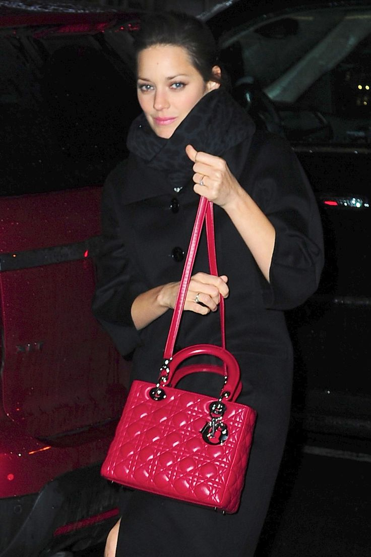 Why The Lady Dior Bag Is The Most Magical Luxury Handbag Of All  - TownandCountryMag.com