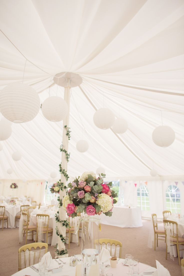 The marquee at Prested Hall http://www.prested.co.uk/weddings/